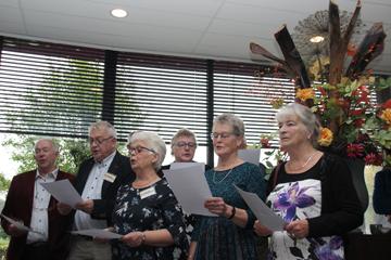 Het Historisch koor Jong Noordbarge