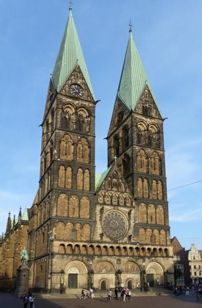 De Domkerk in Bremen