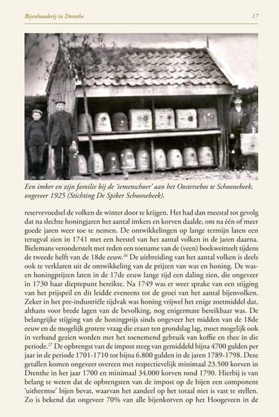 Bladzijde 17 uit het boek De bij hoort er bij.