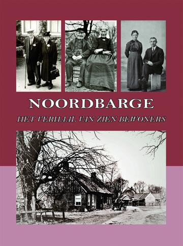 Omslag boek Noordbarge