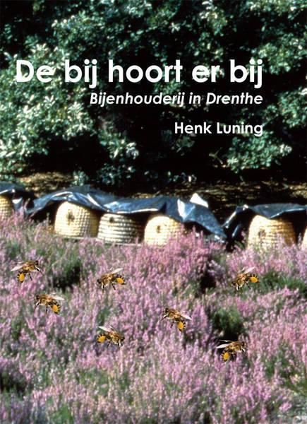 Titelblad van het boek De bij hoort er bij.