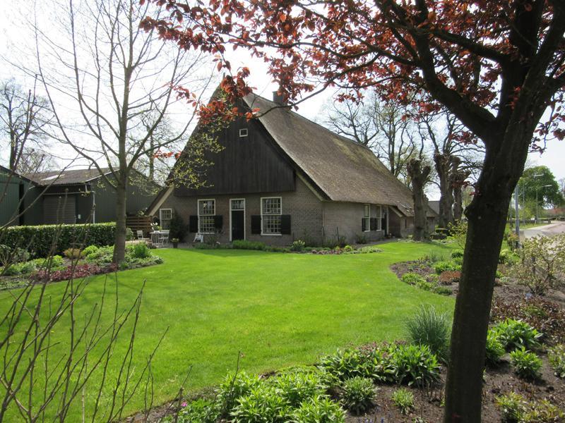 Boerderij in Weerdinge uit het begin van de 17de eeuw, waar Jan Icking in 1612 woonde (Foto: Piet Naber).
