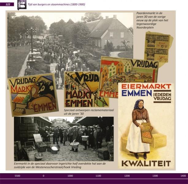 Bladzijde 122 uit het boek: canon 32: de weekmarkten in Emmen.