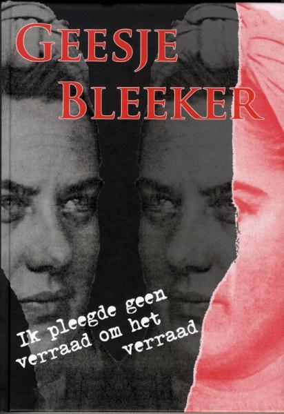 Omslag boek Geesje Bleeker