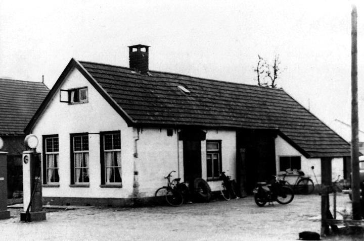 Westeinde 33, Westerbork, de eerste zaak van Fokko Buitenkamp